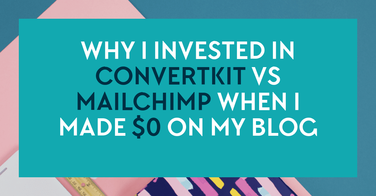 Examine This Report about Mailchimp Vs Convertkit