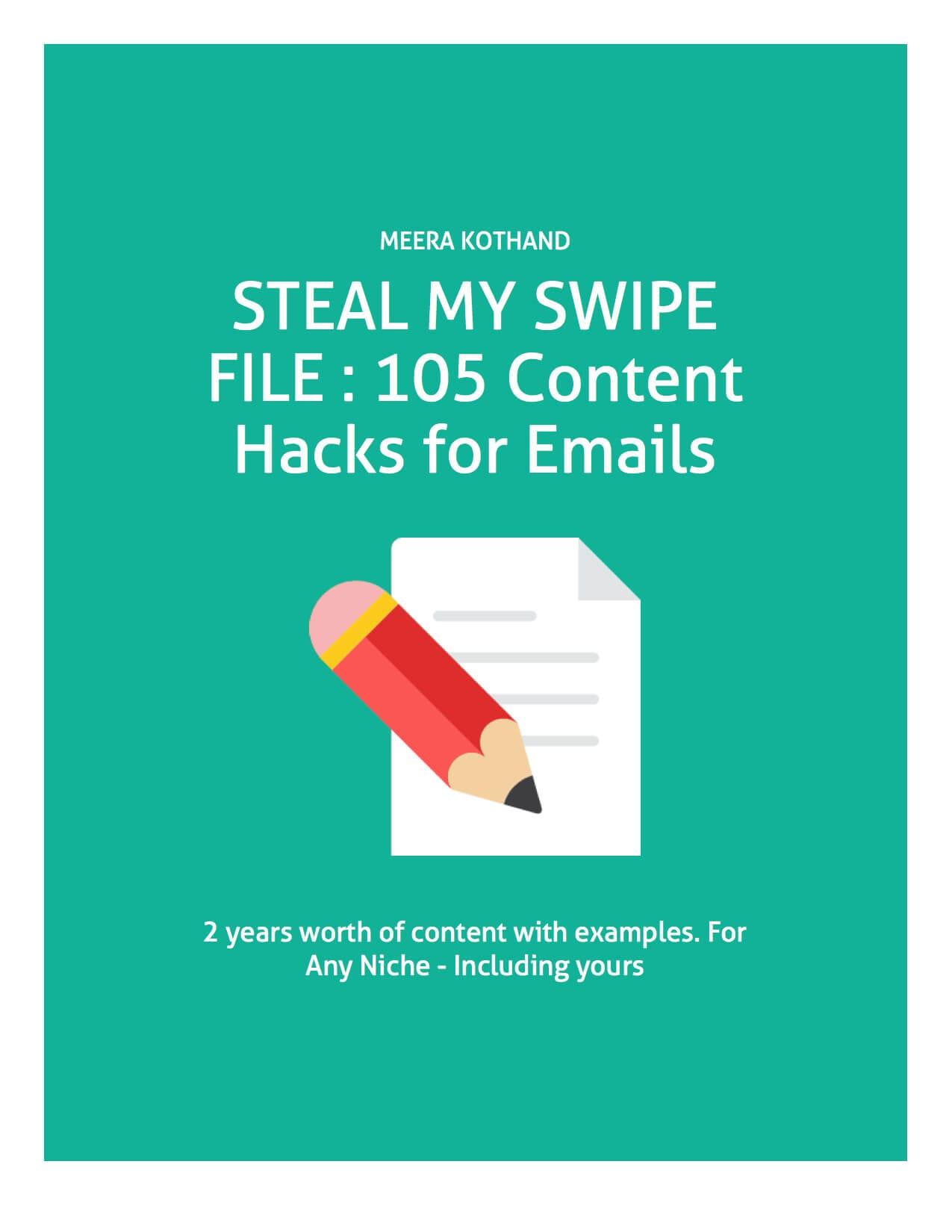 Email Swipe File