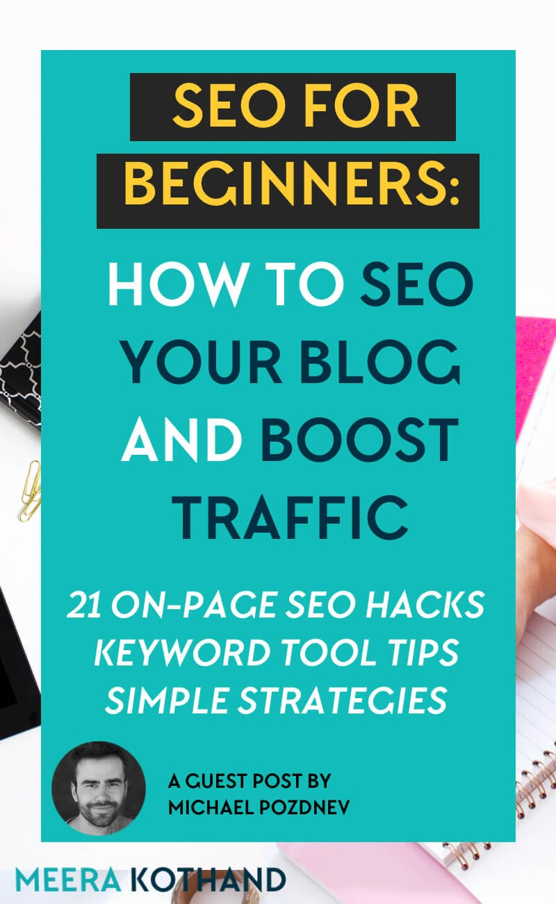 Basic SEO Knowledge Every Blogger and Solopreneur Should Know