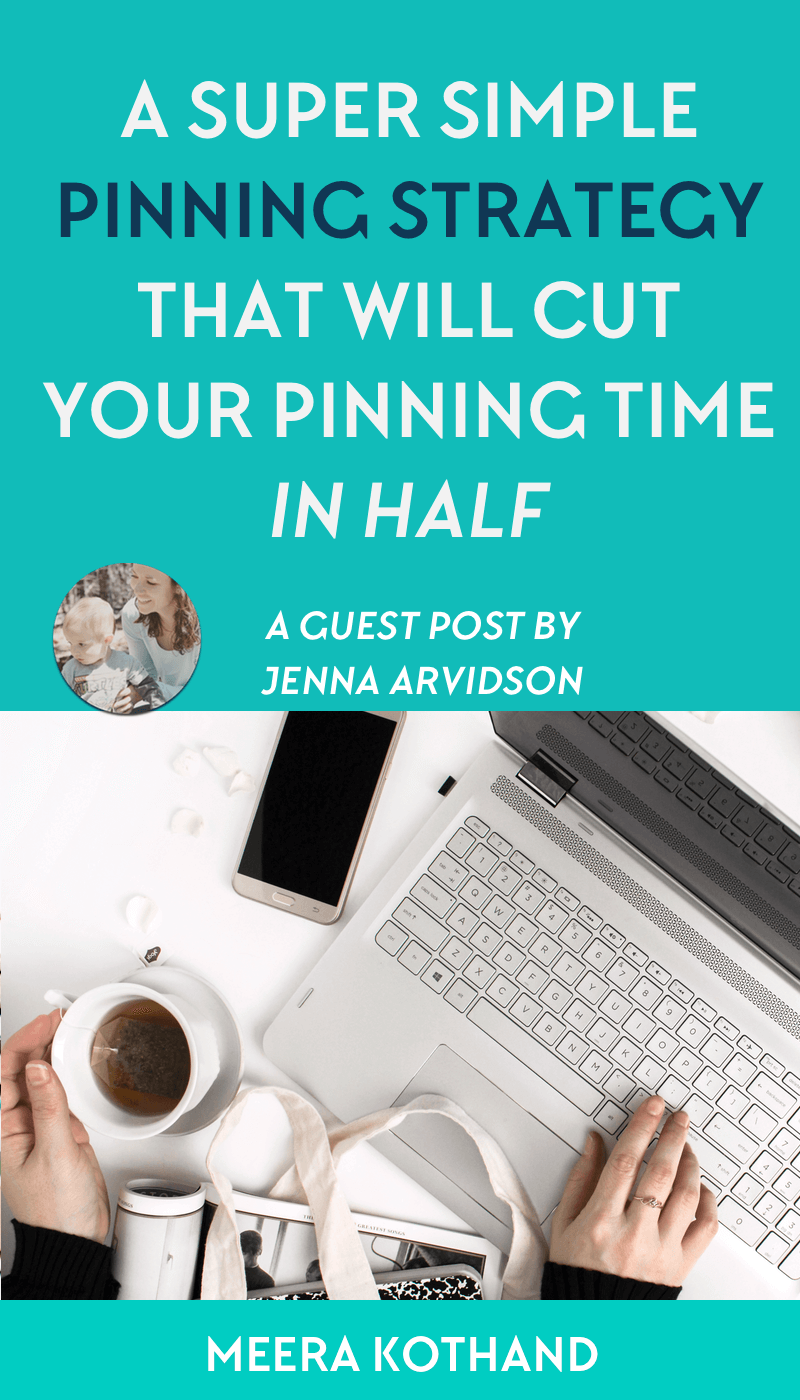 Is Pinterest Sucking up all of Your Time? In this post you will discover why Pinterest takes up all of your time and the ridiculously simple strategy for manually pinning that will help you spend less time on Pinterest than if you used a scheduling tool like Tailwind or Boardbooster