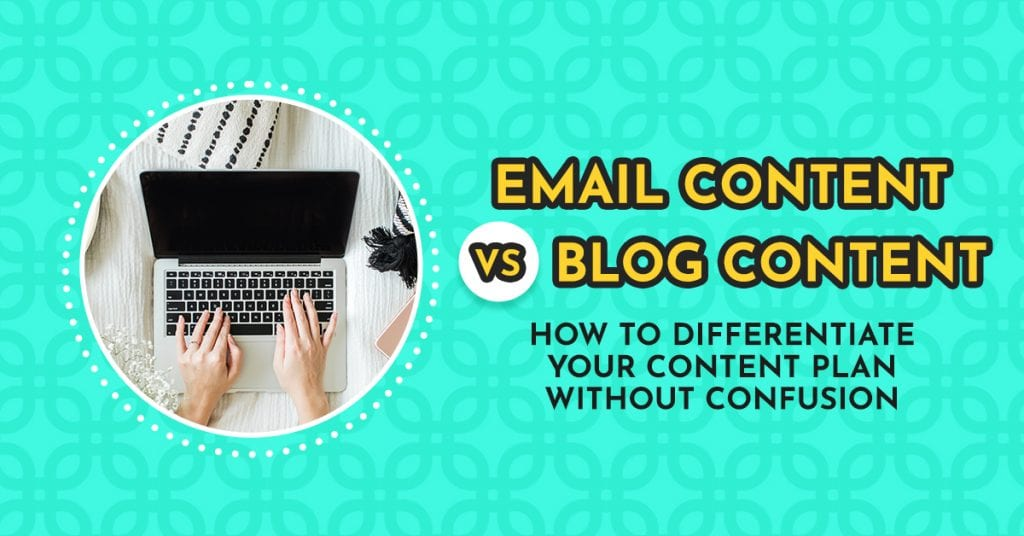 Not sure what content to create where? It can be confusing when you're creating content on multiple different content platforms. Here's a super simple method to keep your content organized and your audience wanting more!